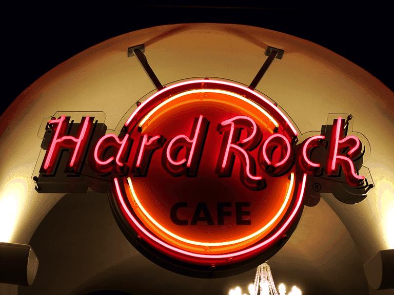 Hard Rock Cafe | © Clock/WikiCommons