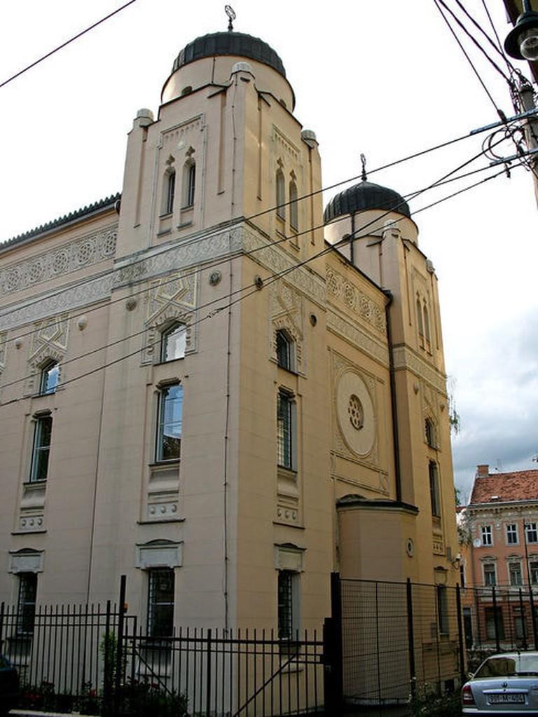 The Ashkenazi Synagogue | © Jennifer Boyer/Wikimedia Commons