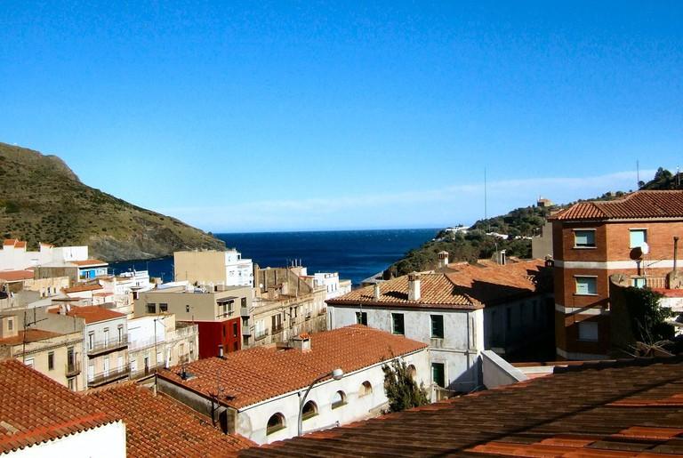 Portbou, Spain | ©Ellen Bicknell / Wikimedia Commons