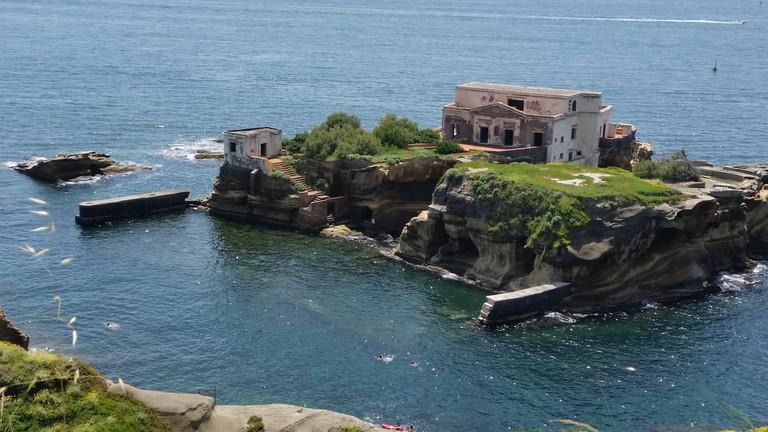 Visit Isola della Gaiola if you dare   © Antonio Manfredonio/Flickr31418_1cec912c26_k