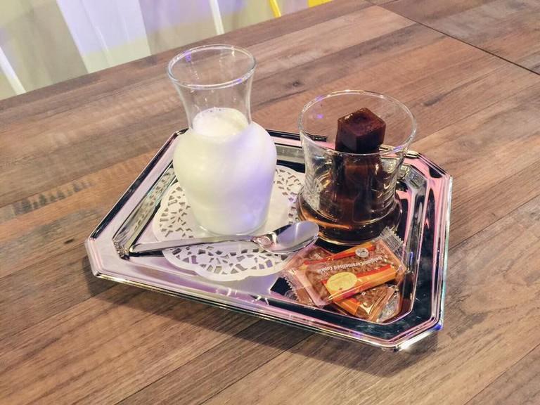 Coffee adventures at Hikaru