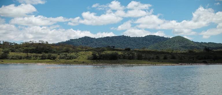 Lake Momella