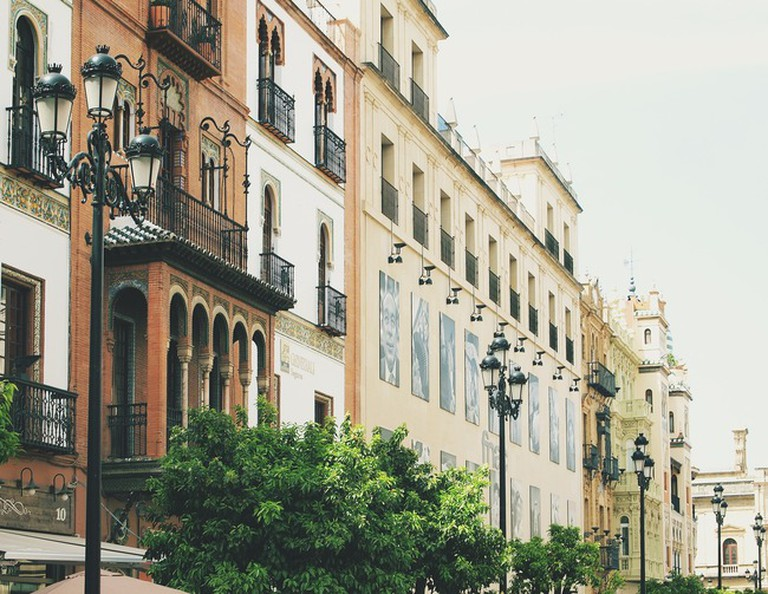 H10 Corregidor Boutique is located in the heart of old Seville