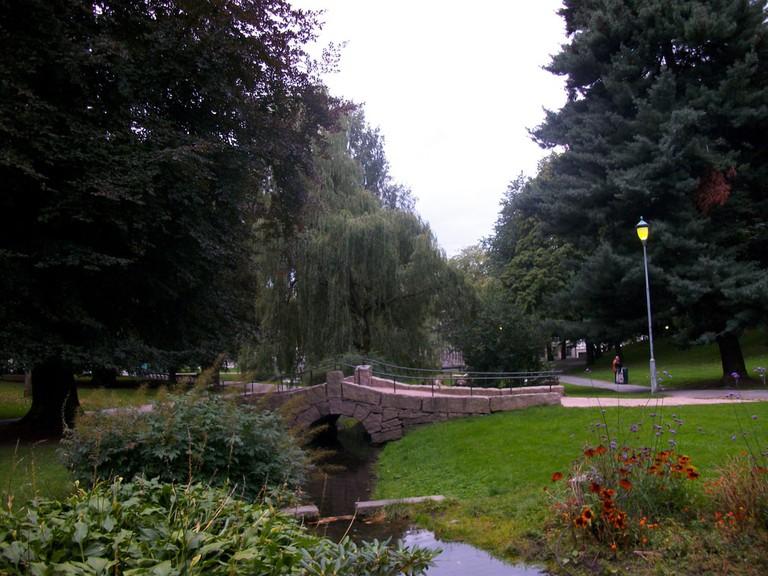 St. Hanshaugen Park