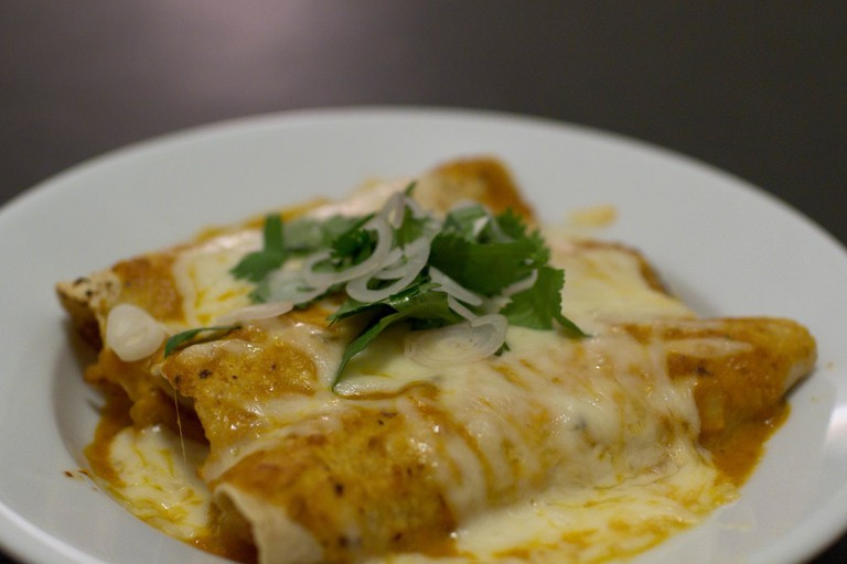 mouth watering and delicious mexican cuisine