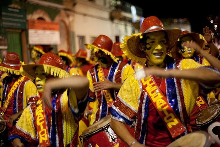 Located in Barrio Sur, the Candombe neighborhood