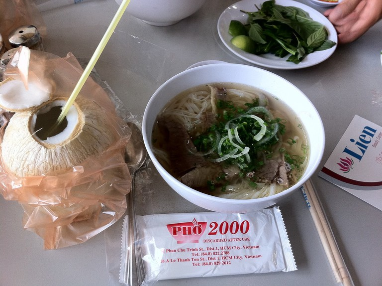 What to expect at Pho 2000