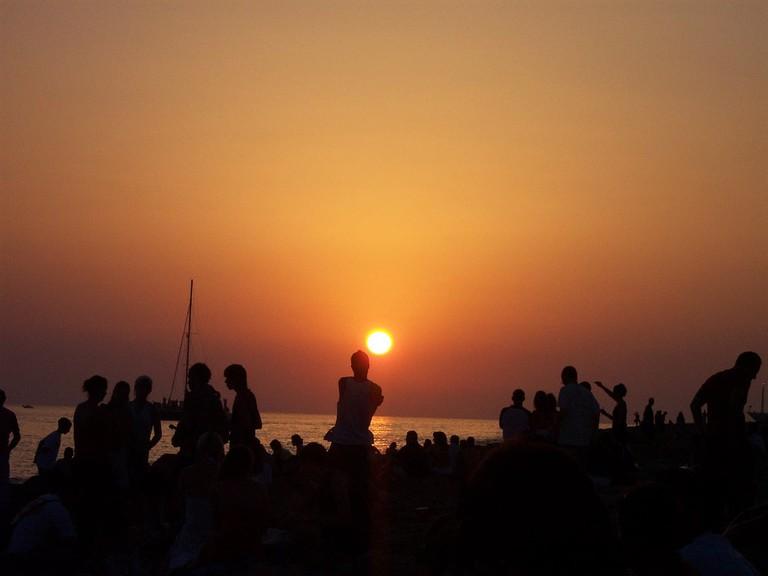 Ibiza Sunset | © Steven Straiton / Flickr