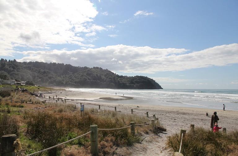 Waihi Beach, Bay of Plenty, New Zealand
