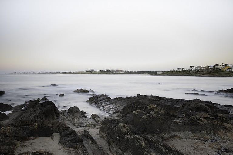 Rocky view, Punta del Este