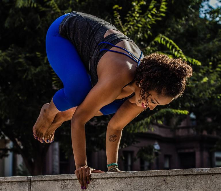 Yoga Balance   © Dave Rosenblum/Flickr