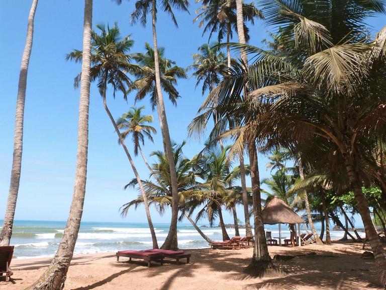 Ankobra Beach Resort, Axim
