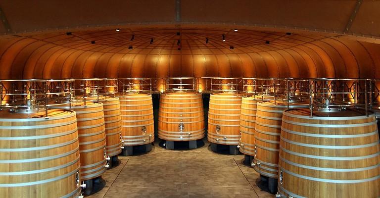 Bodegas Dinastia Vivanco, La Rioja | ©Nestor Correa Mayo / Wikimedia Commons
