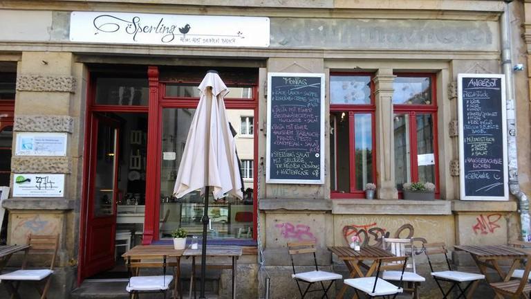 Café Sperling, Dresden