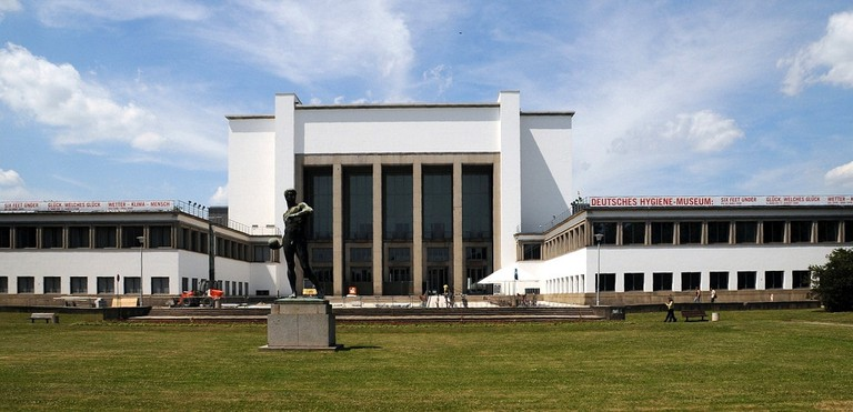 Dresden Hygiene Museum