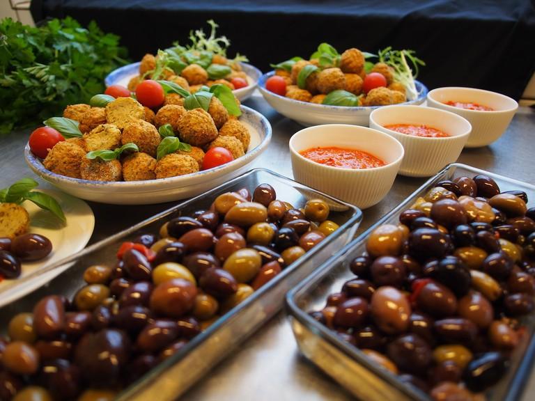 Vegetarian Turkish Cuisine