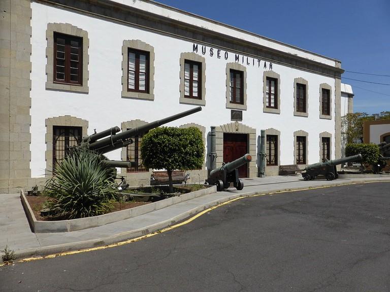 Fuerte de Almeyda, Museo Militar   © Carlos Teixidor Cadenas / Wikimedia Commons