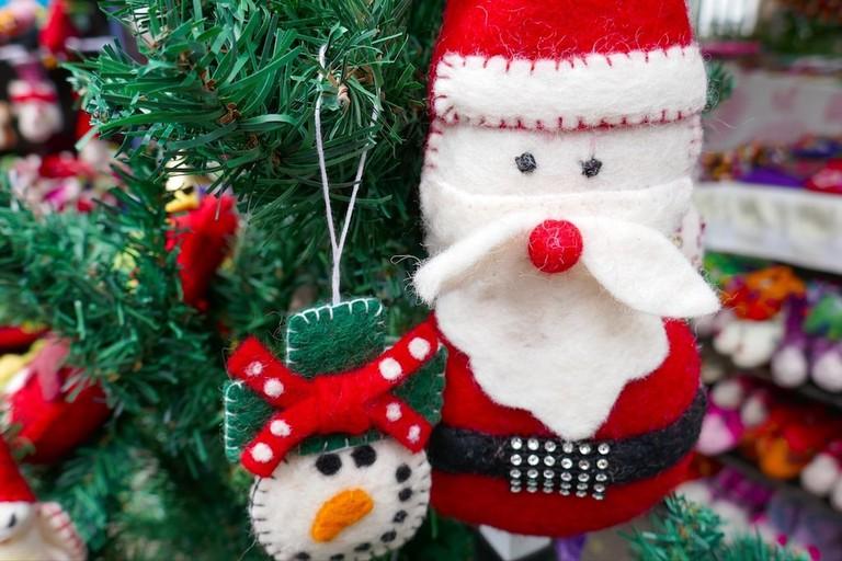 Glebe Markets at Christmas | Courtesy of Glebe Markets