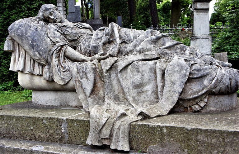 Lychakiv cementry