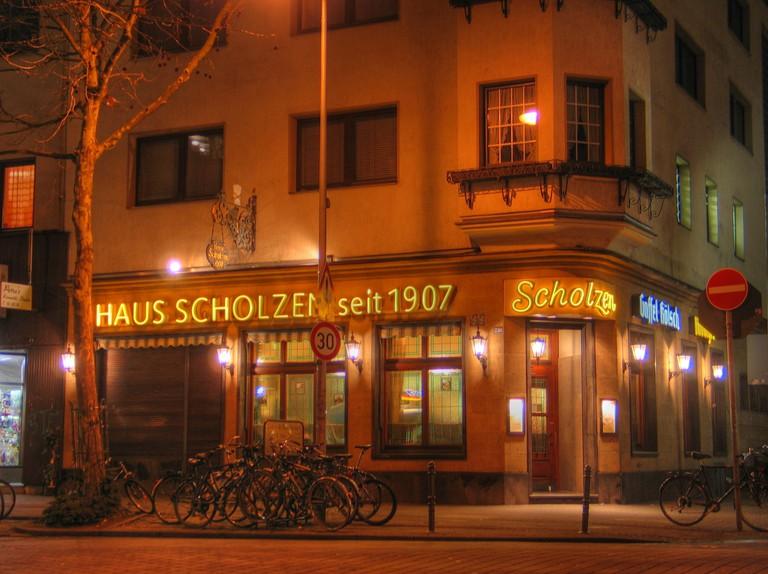 Haus Scholzen