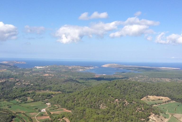 View from Mont Toro © Leon Beckenham