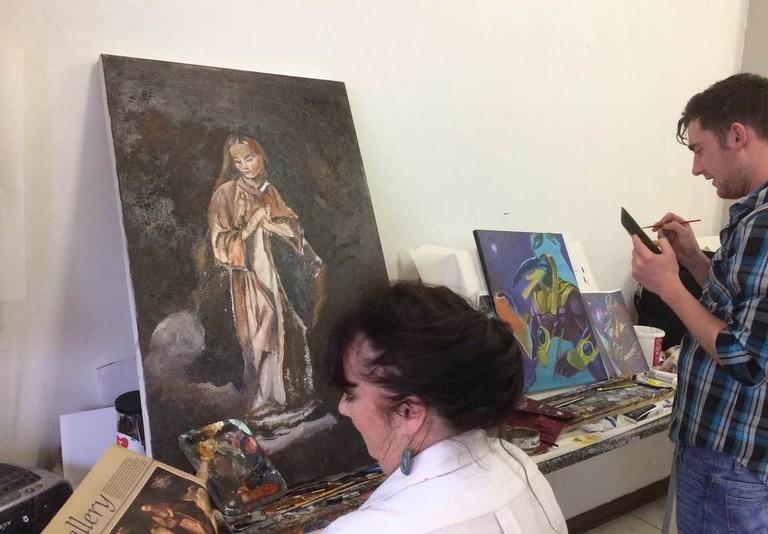 Johannesburg's-Top-Art-Classes-Worth-Attending_Michael-Smith