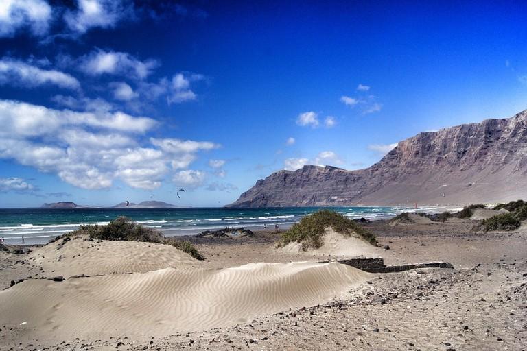 Playa de Famara | © papilio4 / Pixabay