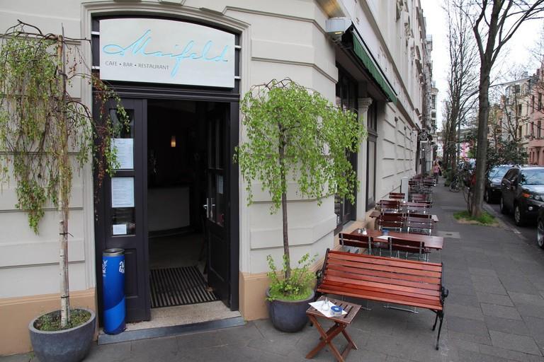 Maifeld restaurant