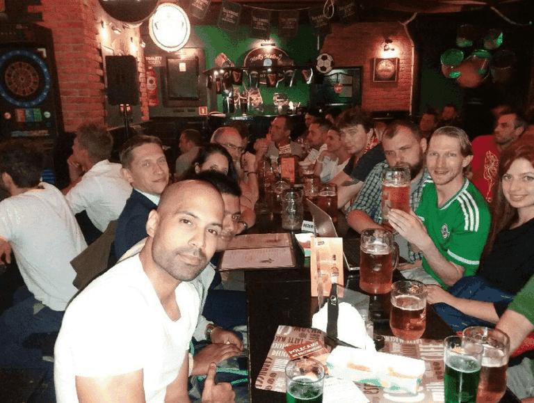 Molly Malones Irish Pub
