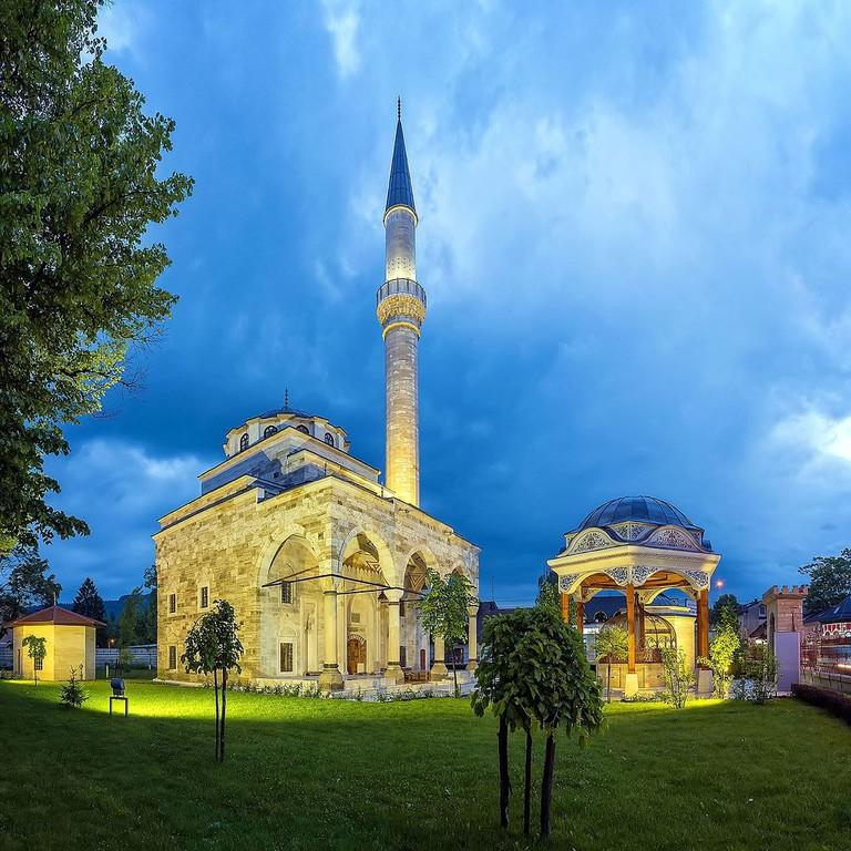 Ferhat-Pašina mosque in Banja Luka