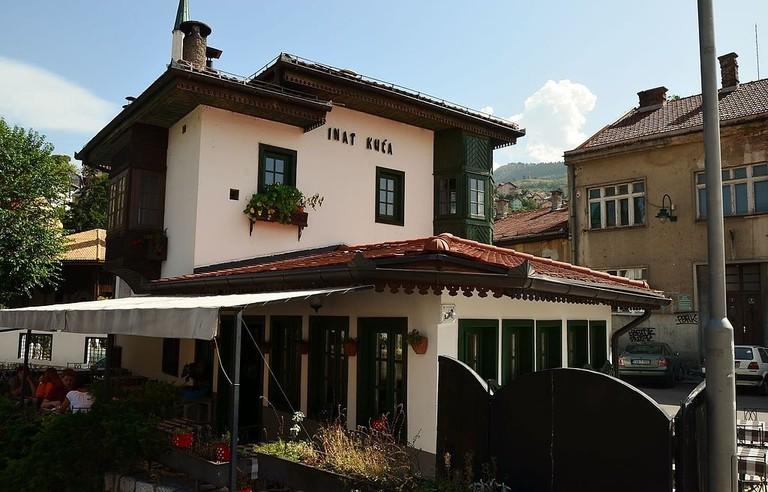 Restaurant Inat Kuća Sarajevo