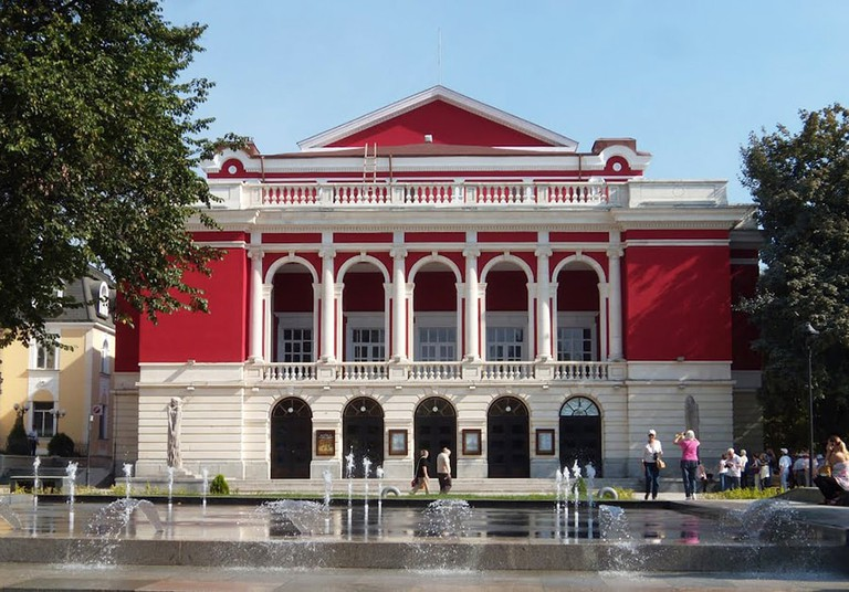 Rusenska-opera