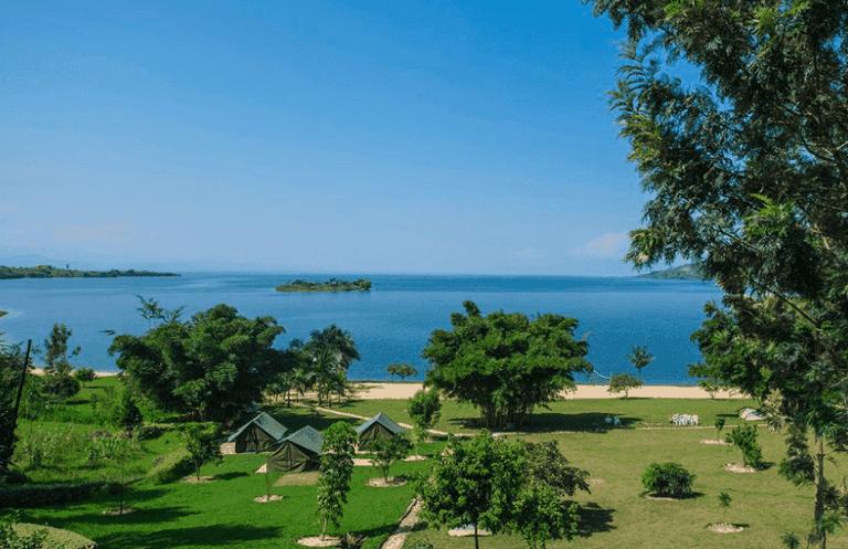 Rushel Kivu Lodge, Kinunu