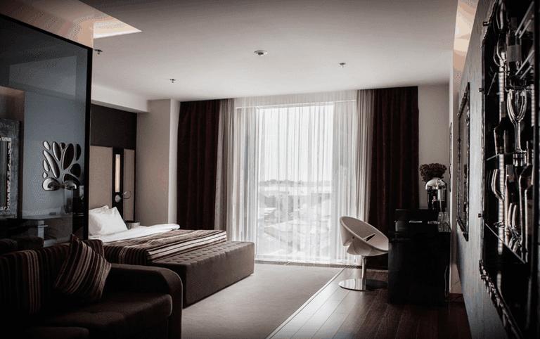 11 Mirrors Design Hotel, Kiev