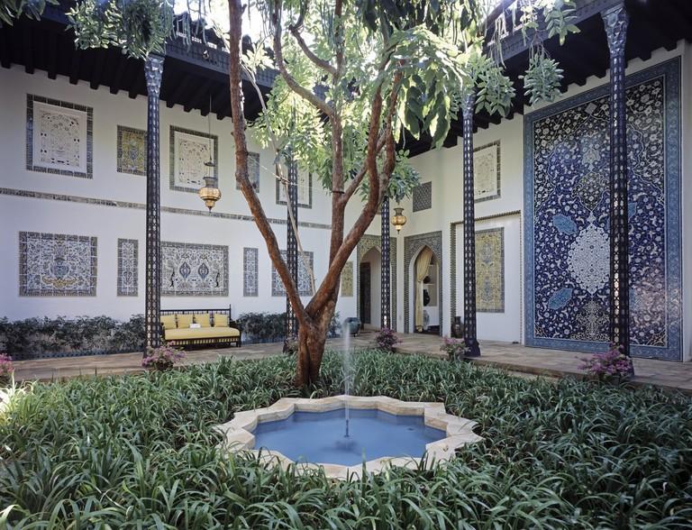 Doris Duke's Shangri La | ©Carol M. Highsmith / Library of Congress / WikiCommons