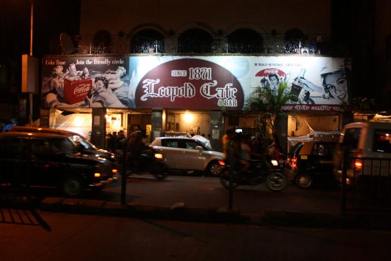 Leopold Cafe| Shankar S