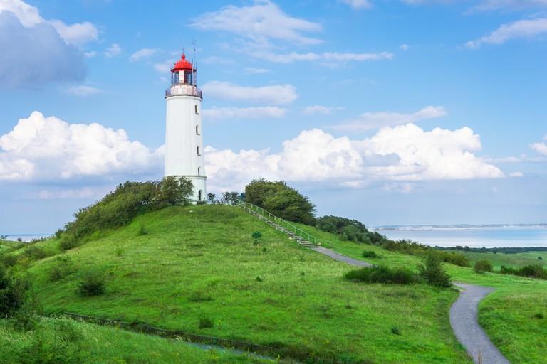 Hiddensee dans la mer Baltique, Allemagne |  © pixelklex/Shutterstock