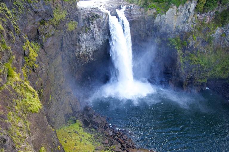 Snoqualmie Falls   © Steven Snodgrass / Flickr