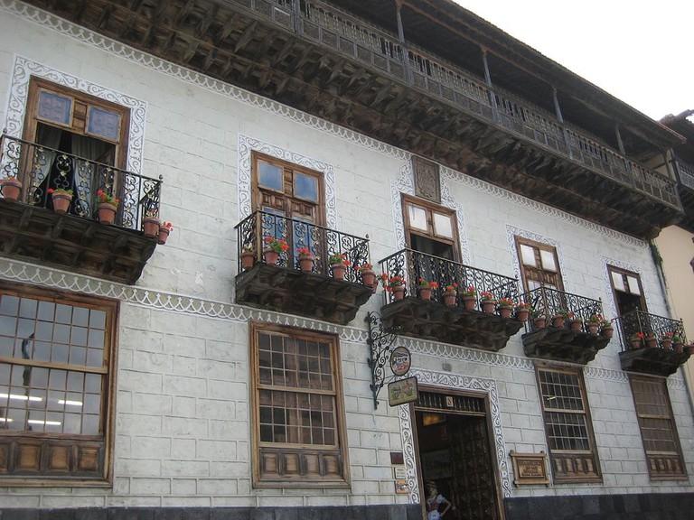 Casa de Los Balcones   © Löwe 48 / Wikimedia Commons
