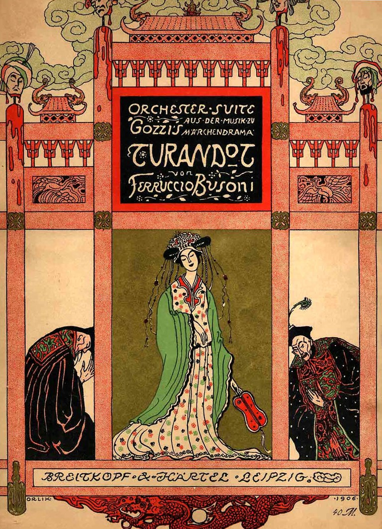 Turandot_Suite_Score_Cover