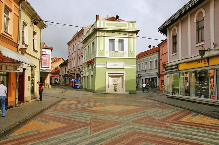 Tuzla Kapija Place | © Deanza7/WikiCommons
