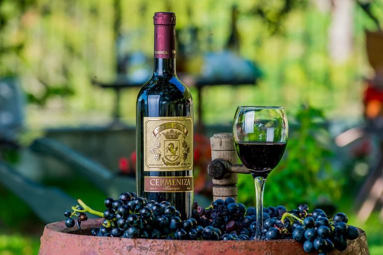 Montenegro winery | © Courtesy of Vinarija Djurisic