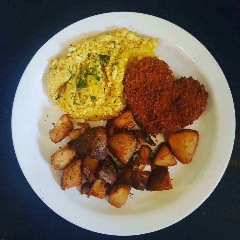 Wayward Vegan Cafe Food