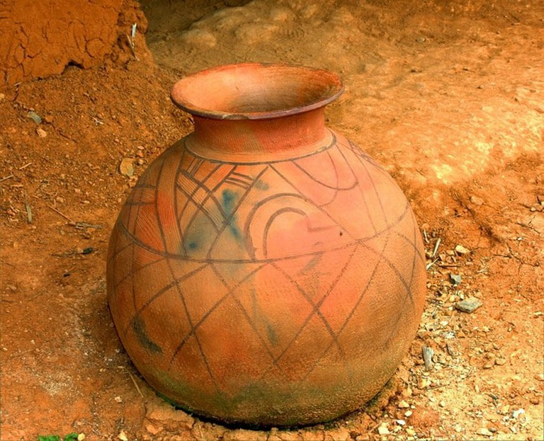 West African jar