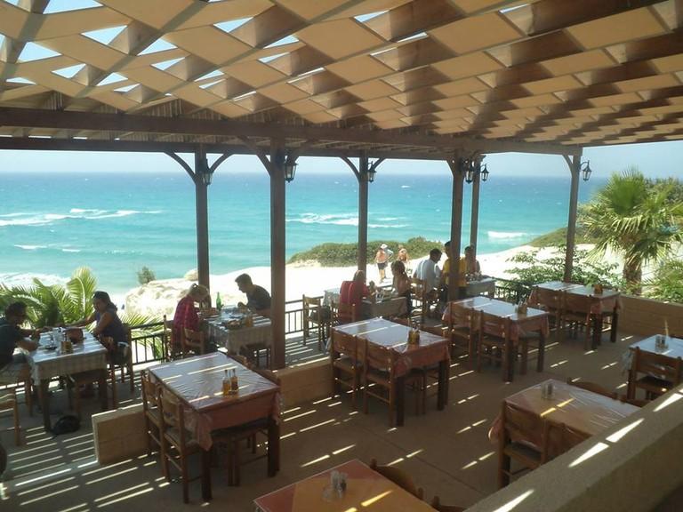 Courtesy of Agios Theologos Restaurant