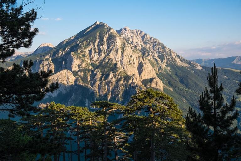 Volujak Mountain, Sutjeska National Park| © Slaven/Shutterstock