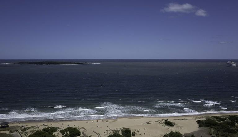Mansa Beach, Punta del Este