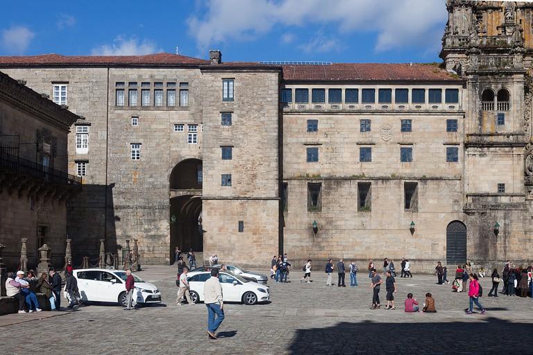 Pazo de Xelmírez, Santiago de Compostela, Spain | ©Luis Miguel Bugallo Sánchez (Lmbuga) / Wikimedia Commons