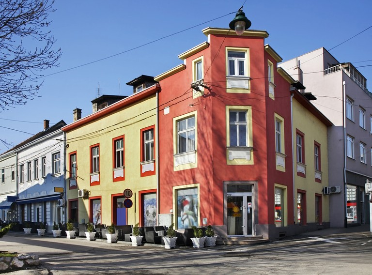 Street in Bihac| © Shevchenko Andrey/Shutterstock