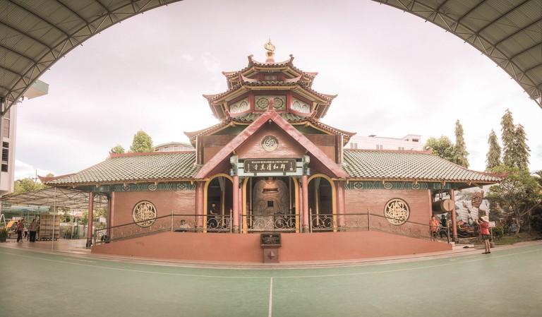 Cheng Ho Mosque, Surabaya